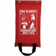 Fire Blanket | Wholesale Safety Labels