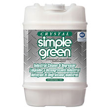 Crystal Simple Green® Industrial Cleaner