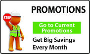 Promotions Wholesale Safety Labels Monthly Specials