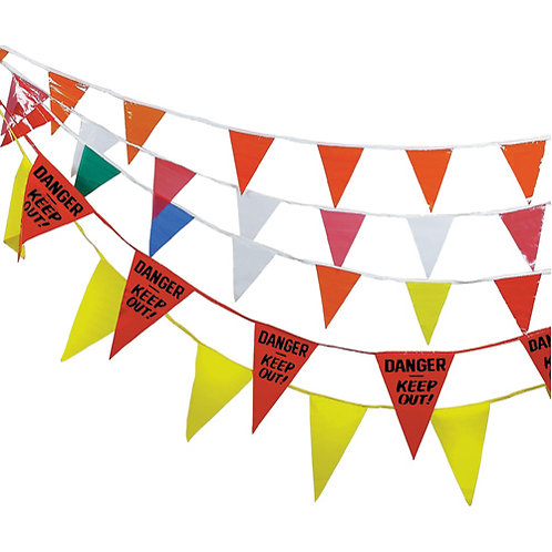 Marking Products - Pennants - Flags  5 Versions