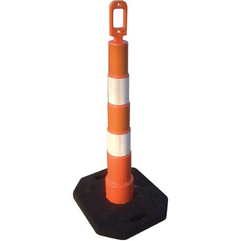Grip N Go Traffic Control - Channelizers 4 Items