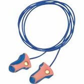 Laser-TrakMetal Detectable Earplugs by Howard Leight | Wholesale Safety Labels
