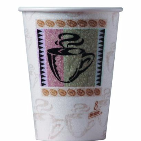 DIXIE® PERFECTOUCH® COFFEE CUPS - 1000 / Case