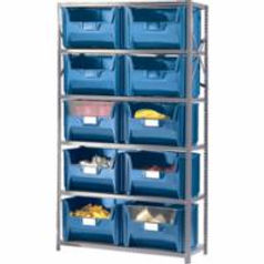 Giant Stack Container Shelf Units | Wholesale Safety Labels
