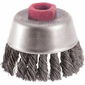 Osborn® Knot Wire Cup Brushes