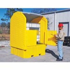 Ultra-IBC Hard Top®Spill Pallet With Drain