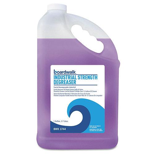 Boardwalk® Heavy-Duty Industrial Degreaser 1 Gallon Bottle, 4/Carton