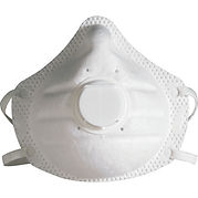 Honeywell One-FitMolded Cup Particulate Respirators  | Wholesale Safety Labels