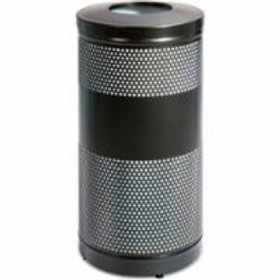 Rubbermaid Classic Series Outdoor Waste Containers