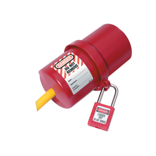 MASTER LOCK - Electrical Plug Mfg. No. 488