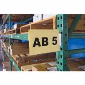 Shelving - Aisle Sign Kit