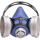 Survivair® Valuair® Plus Half-Mask Respirators - Honeywell | Wholesale Safety Labels