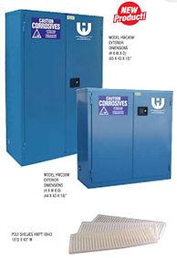 Herbert Williams Acid Corrisive Safety Cabinets