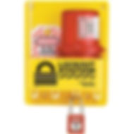 Master Lock Compact Lockout Stations | Wholesale Safety Labels