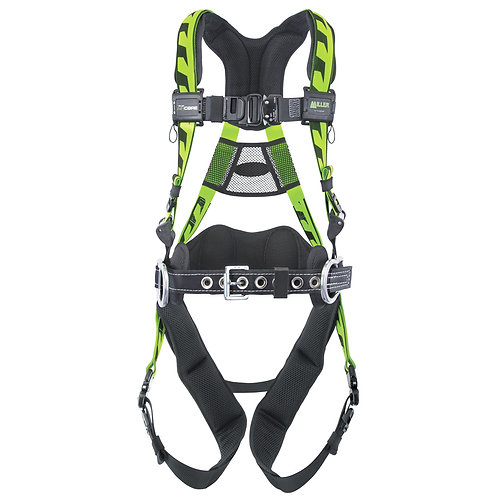 Miller Aircore Harnesses with Back and Side D Rings