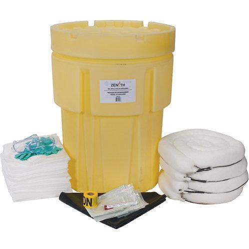 Zenith 95-Gallon Economy Spill Kits - Oil Only