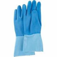 Blue-GripHeavyweight Natural Rubber Latex Gloves