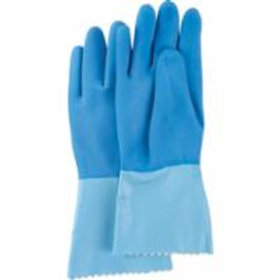 Blue-Grip Heavyweight Natural Rubber Latex Gloves