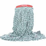 Looped-End Wet Mops Microloop | Wholesale Safety Labels