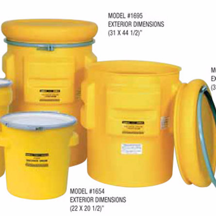 Eagle Salvage Drums - 4 Sizes