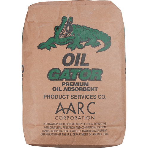 Oil Gator® Absorbent For All Hydrocarbons