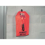 Fire Extinguisher Covers | Wholesale Safety Labels