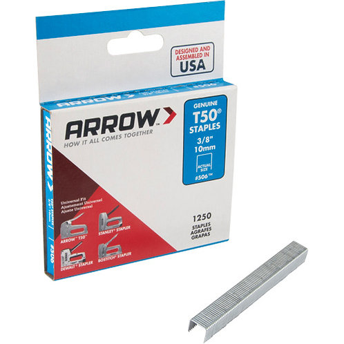 Arrow T50 Heavy Duty Staples