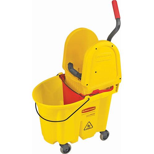 Mop Bucket Combo  Rubbermaid Mfg # FG758088YEL