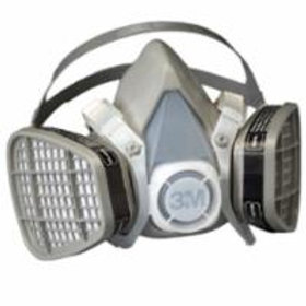 Respirators - 3M Maintenance Free   Mfg. No. 5201