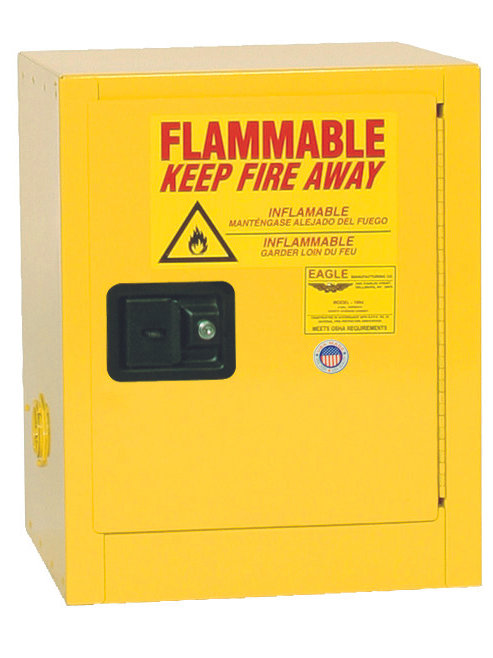 EagleSafety Storage Cabinets for Flammables
