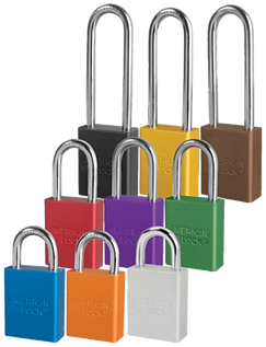 American Lock Safety Locks Laser Engraved Locks | Wholesale Safety Labels