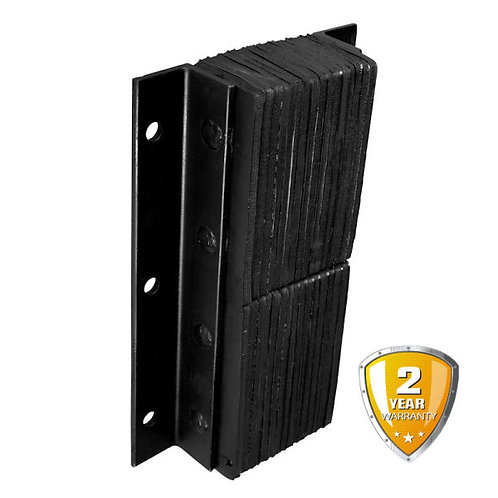 Iron Guard Safety Laminated Rubber Dock Bumpers