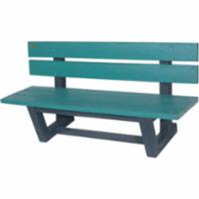 Recycled Plastic Outdoor Park Benches