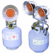 Sun Blast® Heaters