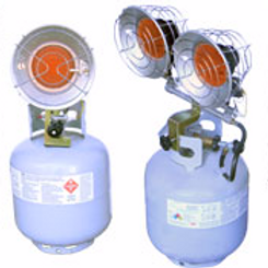 L.B. White Sun Blast® Heaters
