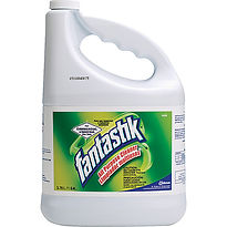 Fantastik® Antibacterial All Purpose Cleaners  | Wholesale Safety Labels