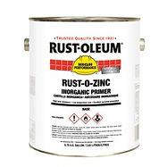 RUST-O-ZINC INORGANIC ZINC PRIMER | Wholesale Safety Labels