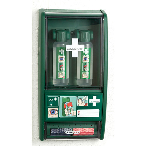 First Aid Stations - Eyewash / Salvequick Station