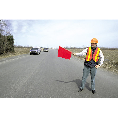 Highway Traffic -Traffic Safety Flags 2 Styles