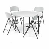 Polypropylene Round Folding Tables