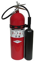 AMEREX Carbon Dioxide Fire Extinguishers