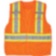 Surveyor Traffic Safety Vests   Wholesale Safety Labels