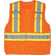 Surveyor Traffic Safety Vests | Wholesale Safety Labels