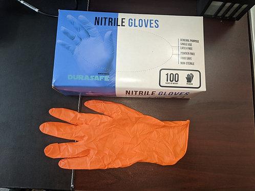 5 - 6 Mil Nitrile Gloves Priced: 100 Gloves / Box Sold / Case