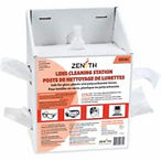 Zenith Disposable Lens Cleaning Stations