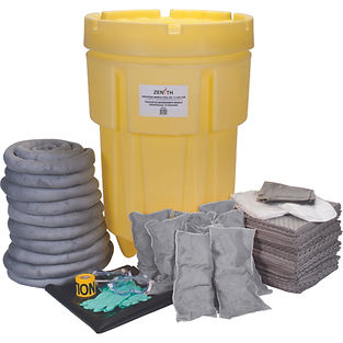 Zenith 95-Gallon Shop Spill Kits