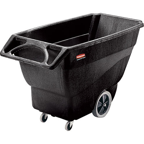 Rubbermaid Polyethylene Tilt Trucks