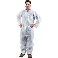 SMS Disposable Coveralls | Wholesale Safety Labels