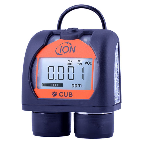 Cub personalVOC detector by IONSCIENCE