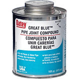 Oatey Great BluePipe Joint Compound